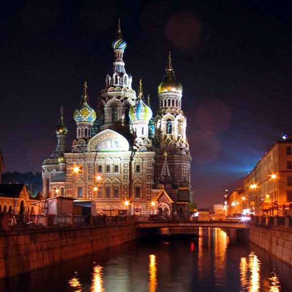 St. Petersburg, Russian Federation.