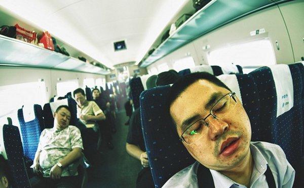Travel sleeping arrangements