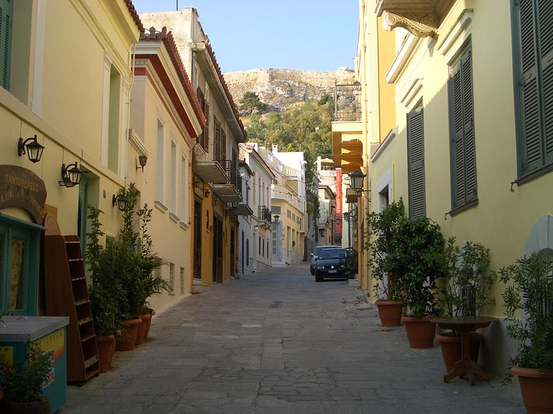 Plaka Athens