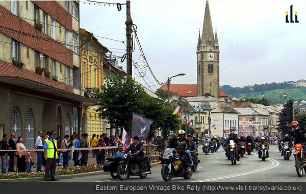 Eastern European Vintage Bike Rally
