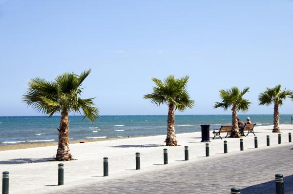 Cyprus is blessed with numerous blue flag beaches (Image © Robert Lerich - Fotolia.com)