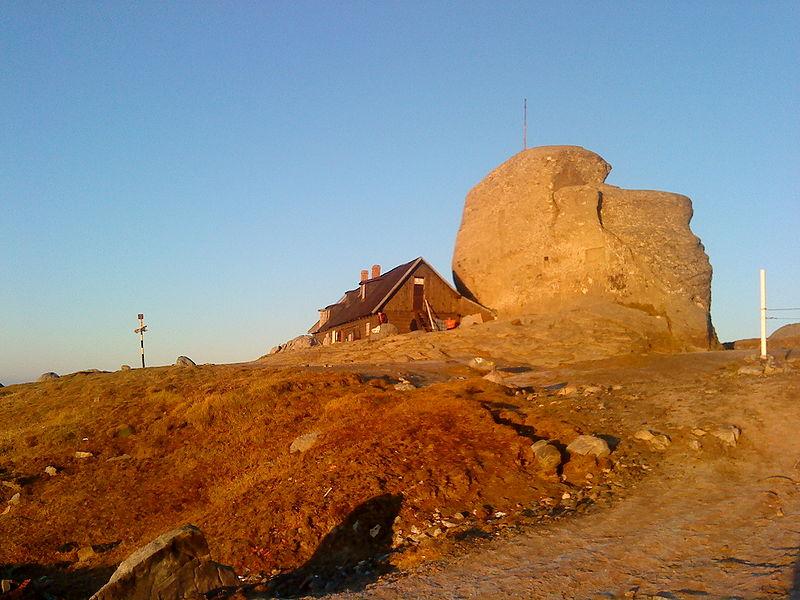 Omu Peak Romania
