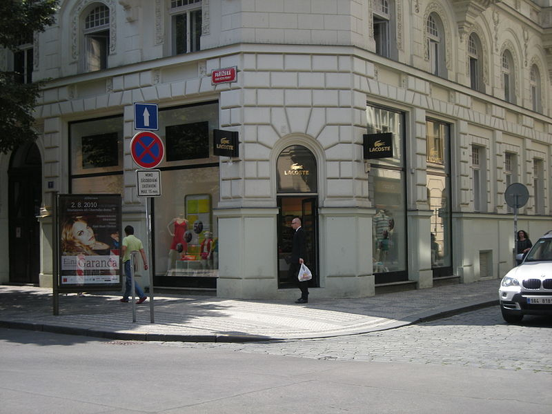 Parizska Street Prague
