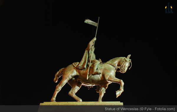 Statue of Wenceslas