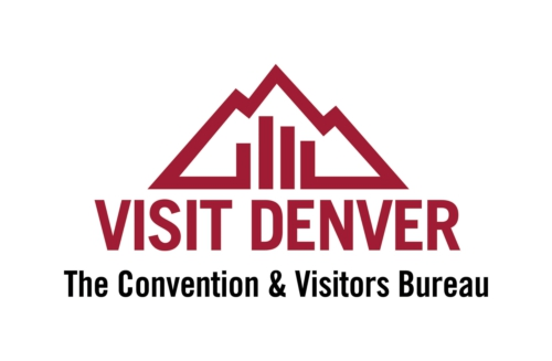 VISIT DENVER, The Convention &amp; Visitors Bureau logo