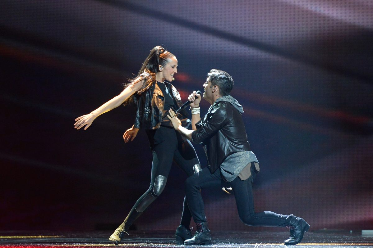 Eurovision Second Semifinal