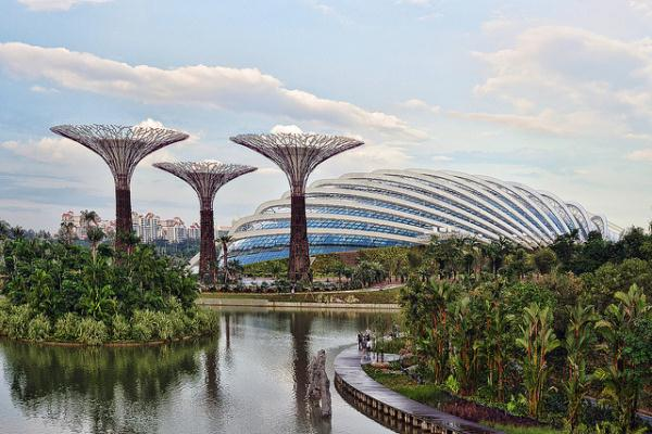 gardens by the bay - Garden By The Bay Marina Bay Sands