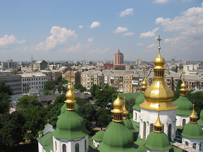 St Sophia Kiev