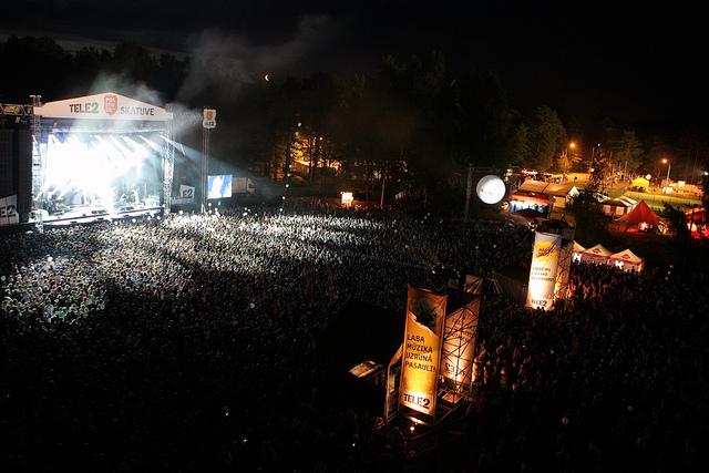 Positivus Festival 2012