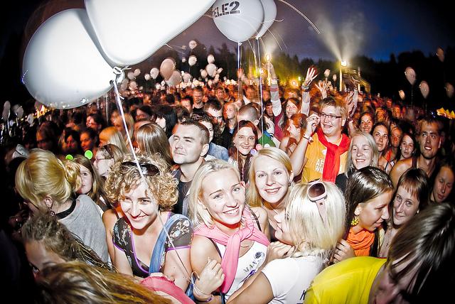Music Festival Latvia