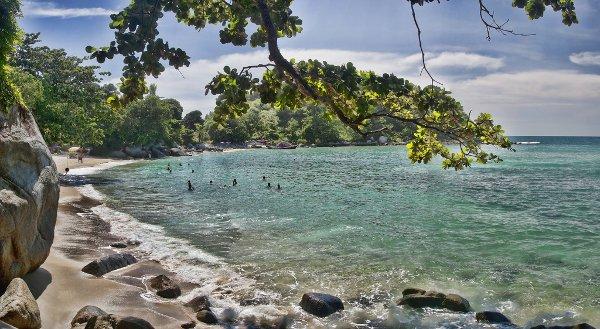 Nearby Paradise Beach