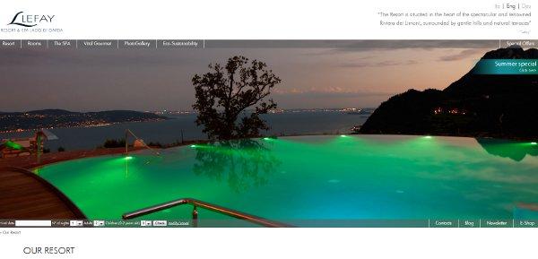 The Lefay Resort & SPA Lago di Garda