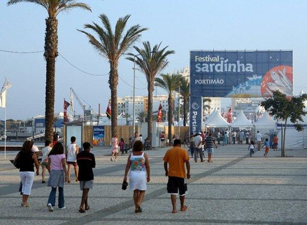 Sardine Festival Portimão