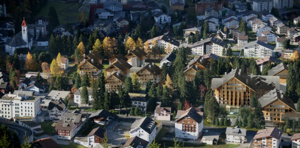 Andermatt and the Development - Courtesy Denniston Int. Architects