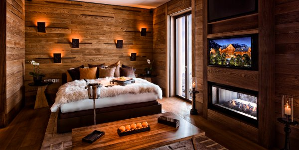 Chedi Andermatt luxury stay