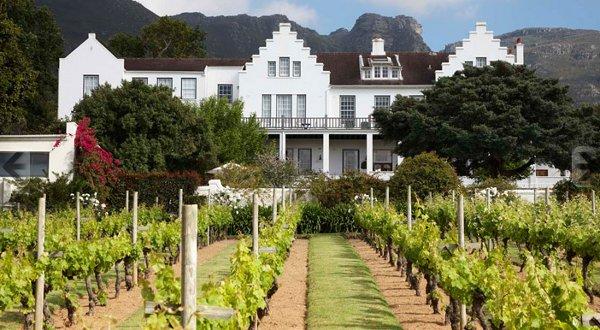 The Cellars-Hohenort Hotel, Constantia, Cape Town