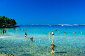 Murter beach