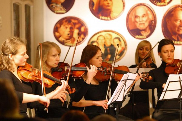 VMU Chamber Orchestra - courtesy Vytautas Magnus University