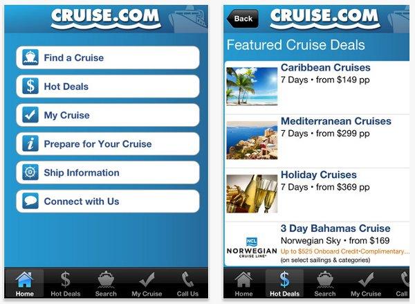 Cruise.com app