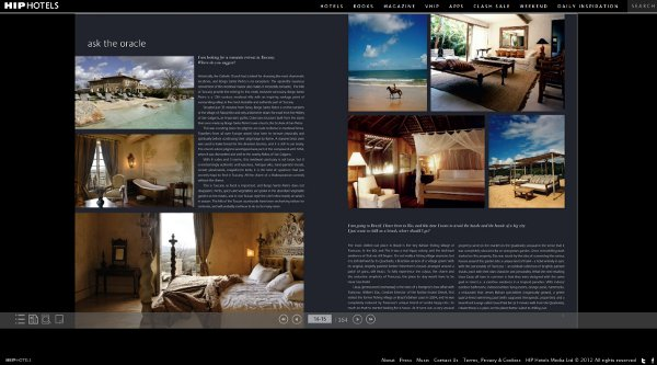 Hip Hotels Magazine