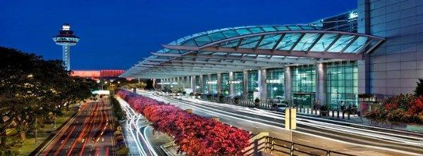 Terminal 2 Changi Airport
