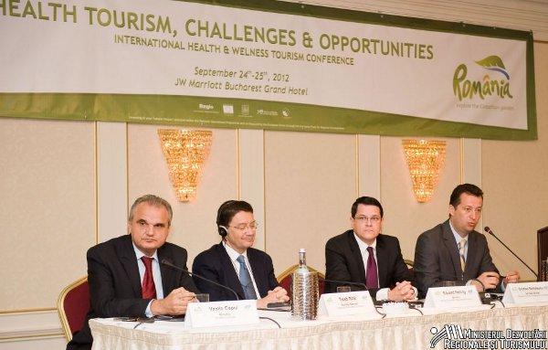 International Conference on Health Tourism, Bucharest