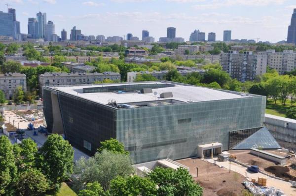Poland's Jewish History Museum Opens Next Year
