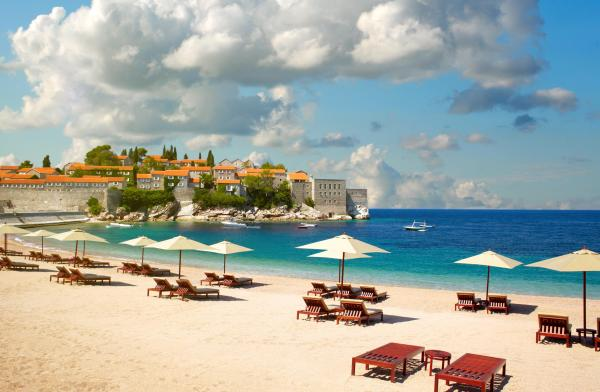 Montenegro - the world's fastest growing tourist hot spot © silver-john - Fotolia.com