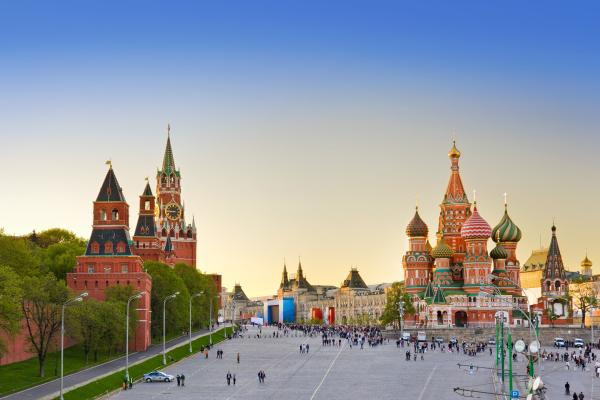 Russia is one of Europe's fastest growing travel markets © Nikolai Sorokin - Fotolia.com