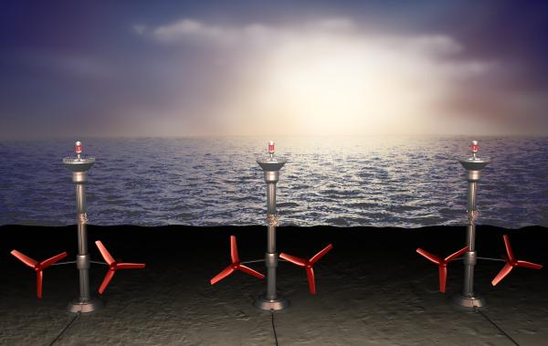 Tidal energy has been idenitified© Alexandr Mitiuc - Fotolia.com