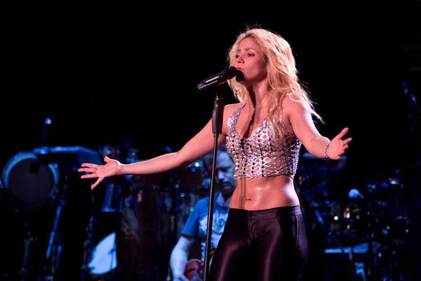 Shakira Rocks Baku at FIFA U-17 Women's WC