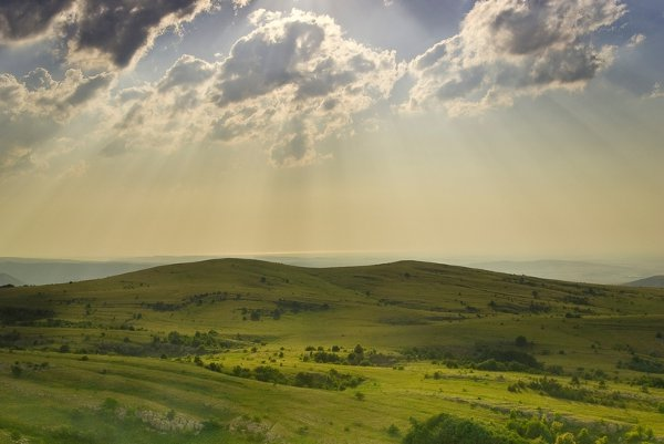 The beauty of the Crimea - courtesy Vlad