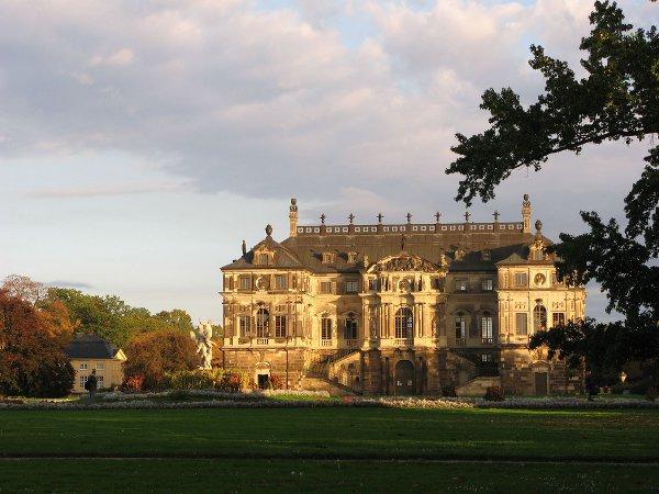Palais im Grossen Garten