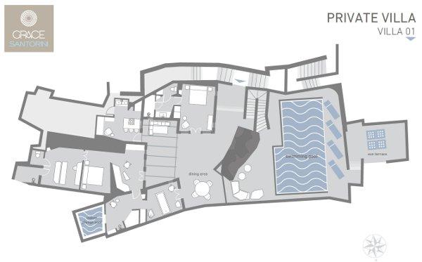 Grace Villa floor plan