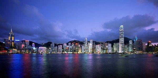 Hong Kong courtesy Sheraton Hong Kong Hotel & Towers