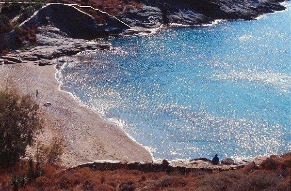 Kastellakia Bay courtesy Michael, Ruth, Stefanos & Bella their dog