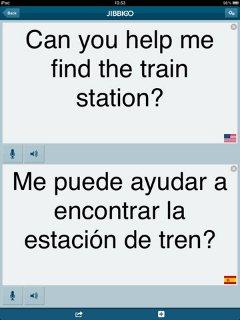 Version 2.1 English to Spanish