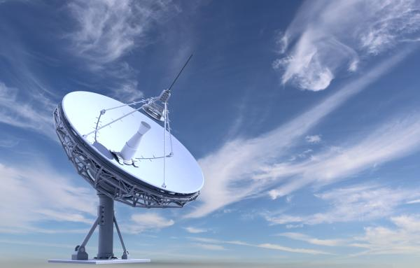 The new radio telescope in Tuchola will be the 3rd largest in the world © lexaarts - fotolia.com