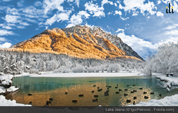 Lake Jasna