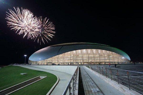 Bolshoy Ice Dome in Sochi