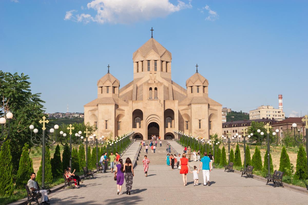 Armenia Welcomes EU Citizens With Visa-Free Regime