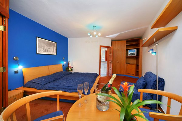 Hotel Bedriska room