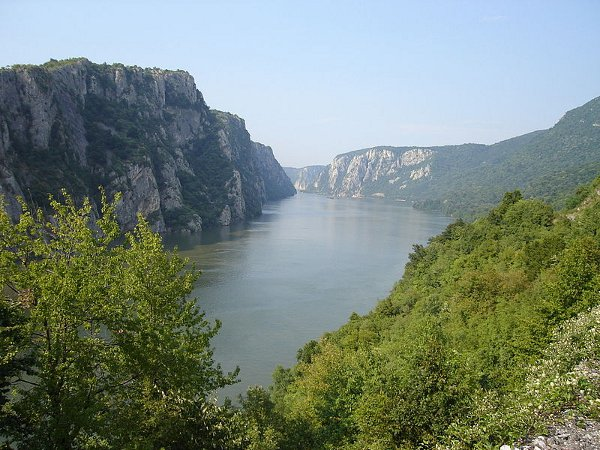 Iron Gates of the Danube