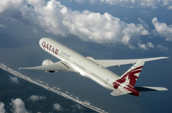 Qatar Airways Facebook image