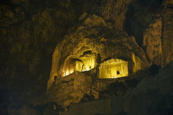 The Royal Tombs of Amasya