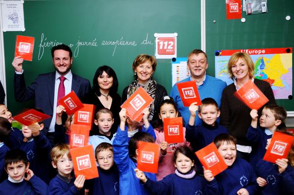 the European 112 Day 2013
