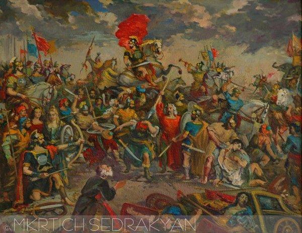 Yerevan Celebrates Mkrtich Sedrakyan at National Gallery
