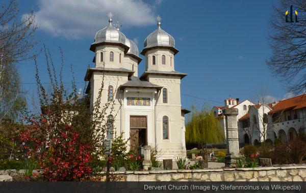 dervent church