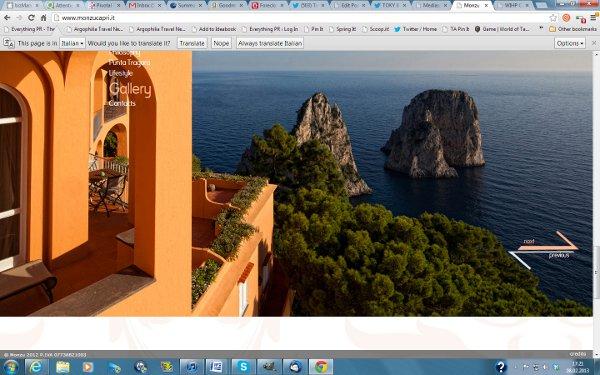 Monzù Capri Restaurant