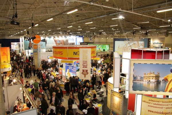 Tourest 2013 Comes to Tallinn